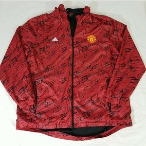 Manchester United FC adidas Windbreaker Jacket